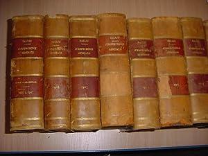 Jurisprudence générale du Royaume.: DALLOZ, D. et A.