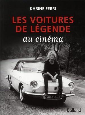 les voitures de légende au cinéma: Ferri, Karine