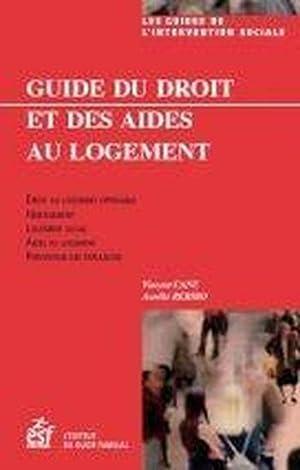 Guide du droit et des aides au: Collectif
