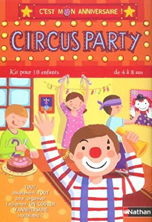 circus party 4 8 ans