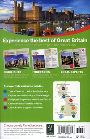 discover Great Britain (3e édition)