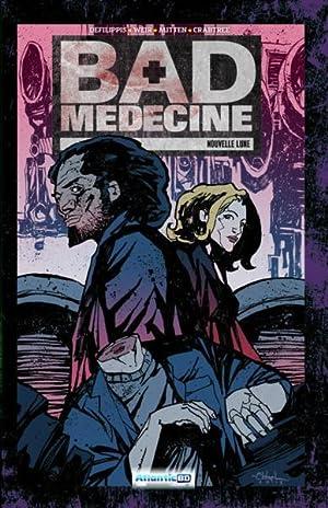 bad medecine - nouvelle lune: Collectif