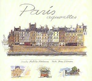 Paris aquarelles