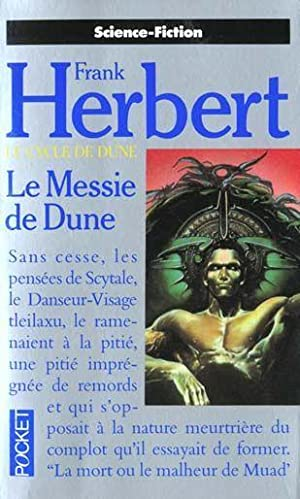CYCLE DE DUNE T.3 - LE MESSIE DE DUNE