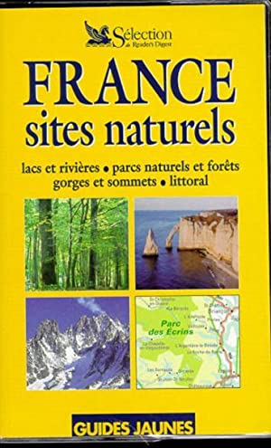 France, sites naturels