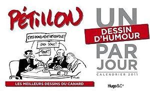 calendrier un dessin d'humour par jour 2011: Collectif