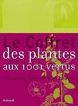 Le coffret des plantes aux 1001 vertus: Collectif