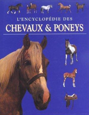 l'encyclopédie des chevaux: Collectif