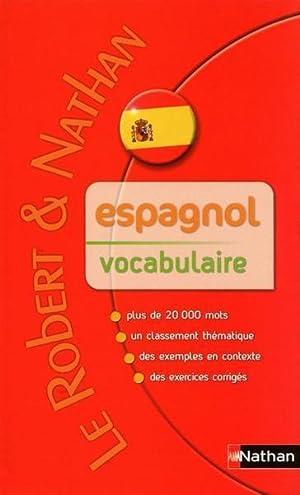 espagnol - vocabulaire: Malaret, Nicole