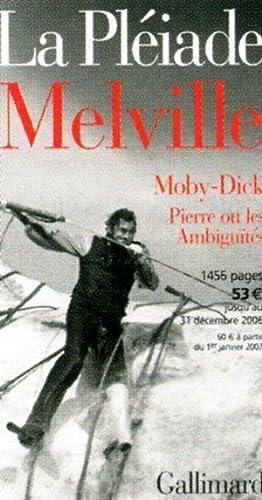 moby dick - pierre ou les ambiguïtés: Melville, Herman