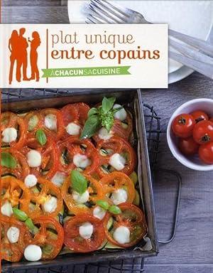 Plat unique abebooks for Cuisine entre copains