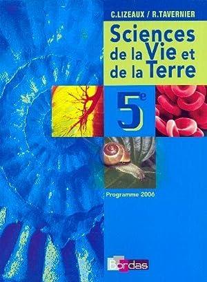 LIZEAUX et TAVERNIER - sciences de la: Lizeaux, Claude