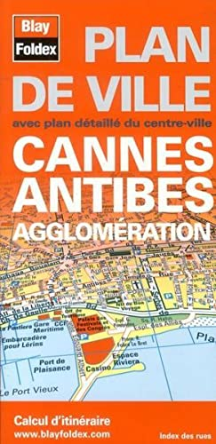 Cannes, Antibes, agglomération