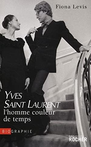 Saint Laurent, l'homme couleur de temps: Collectif