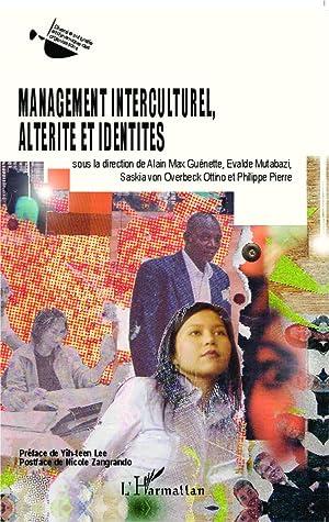 management interculturel, altérité et identités: Collectif