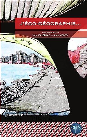 J'Ego Geographie: Geographie Et Cultur