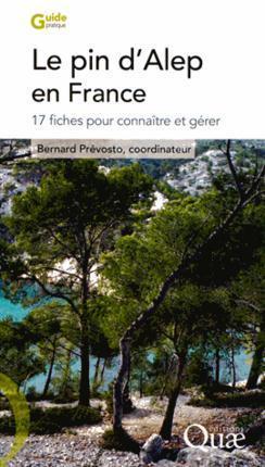 le pin d'Alep en France - 17: Prevosto, Bernard