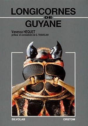 longicornes de Guyane: Hequet, Vanessa