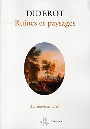 ruines et paysages: Diderot, Denis