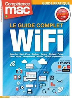 Competence Mac N.36 - Le Guide Complet Wifi