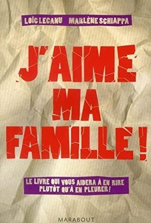 j'aime ma famille: Collectif