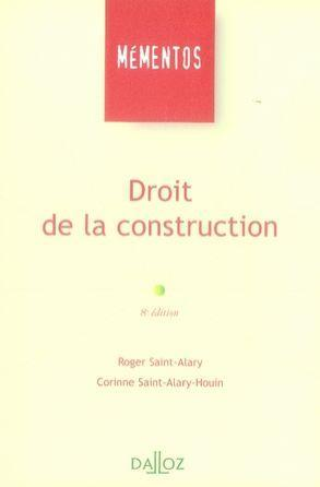 Droit de la construction