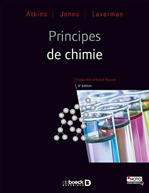 principes de chimie (4e édition): Atkins, Peter William