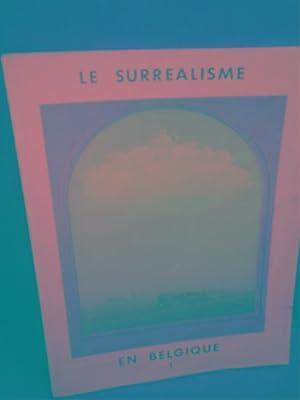 LE SURREALISME EN BELGIQUE I. PEINTURES. DESSINS.: L. SCUTENAIRE, IRINE