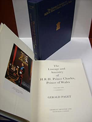 The lineage and ancestry of H.R.H prince: Paget, Gérald