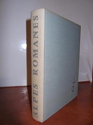 Alpes romanes: Thirion, J.