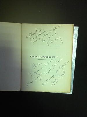 Chansons aigres-douces: Francis Carco