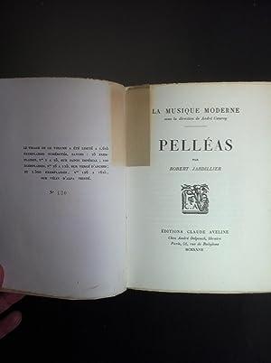 Pelléas: Robert Jardillier
