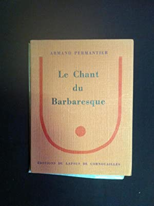 Le chant du barbaresque