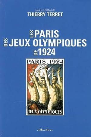 les paris des jeux olympiques de 1924: Collectif Terret