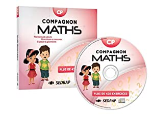 COMPAGNON MATHS - CP - CD ressources