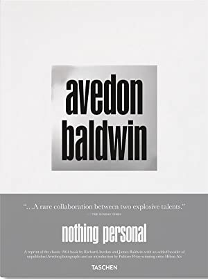 Richard Avedon, James Baldwin - sans allusion: Collectif