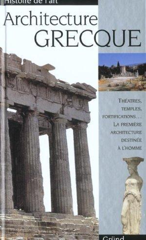 Architecture grecque abebooks for Architecture grecque