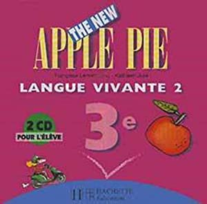 The new apple pie 3e lv2 - anglais - 2 cd eleve - edition 1999