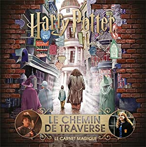 Harry Potter - le chemin de traverse - le carnet magique