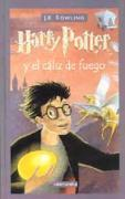 Harry Potter y el caliz de fuego t.4
