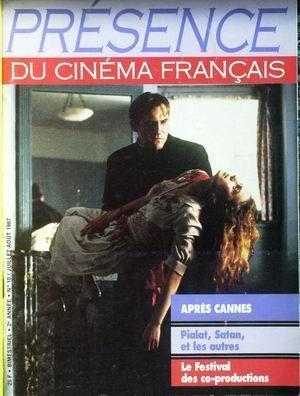 PRESENCE DU CINEMA FRANCAIS N° 10 DU