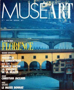 MUSEART N° 1 DU 01 06 1990