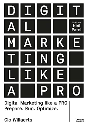 digital marketing like a PRO - Prepare. Run. Optimize