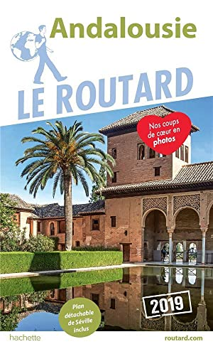 guide du Routard - Andalousie (édition 2019)