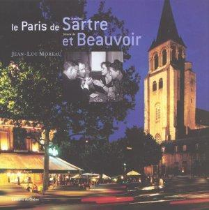 Le Paris de Jean-Paul Sartre et Simone de Beauvoir
