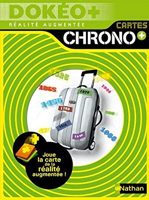 cartes chrono +