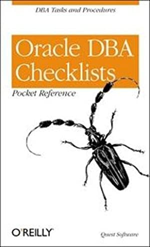 Oracle - pocket reference