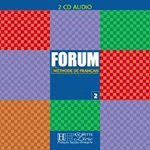 Forum 2 - Cd Audio Classe (X2)