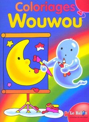 Wouwou - coloriage