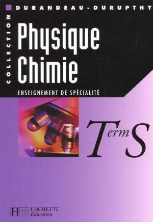 Physique chimie, term S